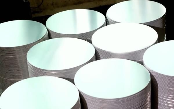 Círculos de Aluminio de Aluminio Meyer