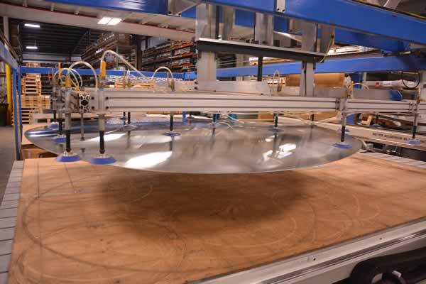 Meyer Aluminum Cutting