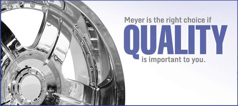 Meyer Aluminum Quality
