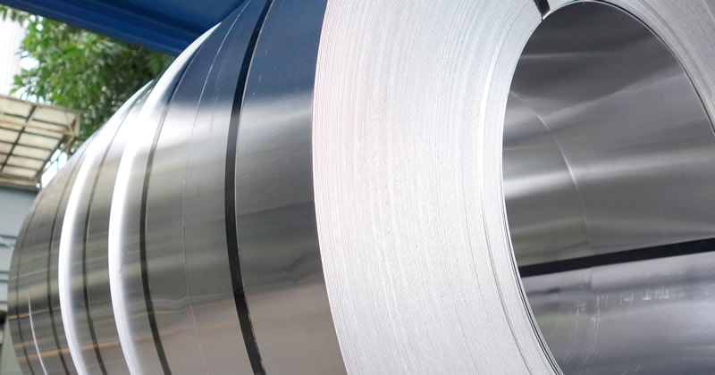 Aluminum Products: Aluminum Sheets & Coils from Meyer Aluminum Blanks, Inc.