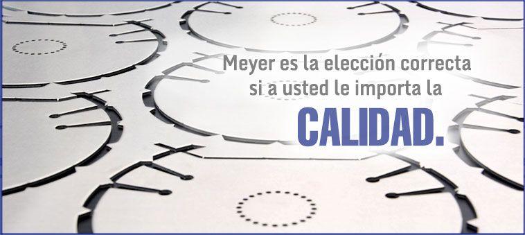 Meyer Aluminum, Inc. Calidad