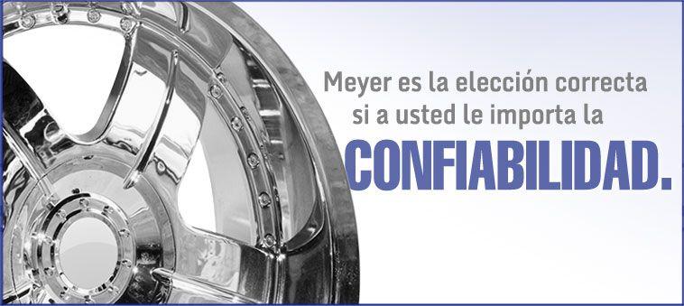 Meyer Aluminum, Inc. Confiabilidad